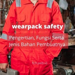 jual wearpack safety